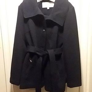 NWOT Jessica Simpson Coat LG